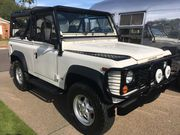 1997 Land Rover Defender Sport