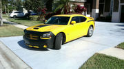 2007 Dodge Charger SRT 8-Charger Superbee- numbered